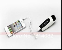 Fashion Mini Microphone Portable Mobile Microphone For Iphone