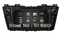 "8"" HD Car GPS with DVD  for Mazda 5"