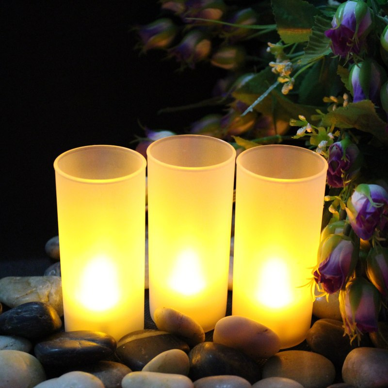Free Shipping+(4.5CM*10CM)+PP+(50pieces) Hot Selling Tall Votive Candle Holders(China (Mainland))