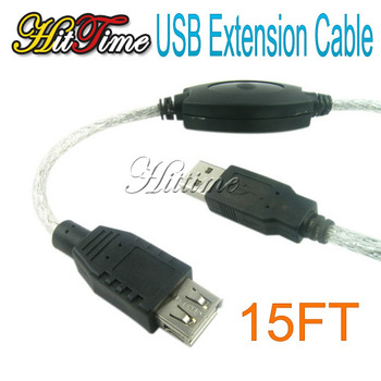 16FT USB 2.0 Active Repeater Extension Cable 5M  [331|01|01]