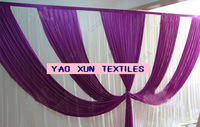 banquet  decorations /curtains/background/backdrop/10ft*10ft