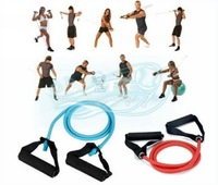 Professional Resistance Workout Bands Fitness Tube Yoga