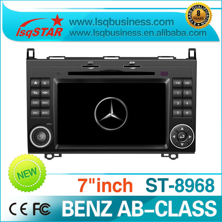 Wholesale LSQ Star Car DVD Player for Benz B200 with GPS Radio CAN BUS BT(China (Mainland))