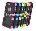 New Hybrid High Impact Case Cover For iPhone 4G 4S, 10pcs(Hong Kong)
