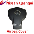 Original high quality car airbag cover with car logo for Nissan Qashqai 2007-2012 air bag