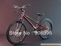 "CZAR/ECHO-2012 model 24"" street bike / Complete Trials Bike with brown color in stocks"