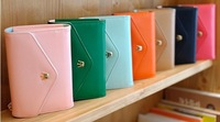 Free shipping  2012 The latest  Smart Pouch  Mobile phone case  Card bag  7 kinds color
