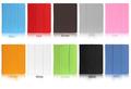 Бесплатная Доставка Высокое качество Магнитной Smart корпус Для iPad Мини-Таблетки Стоят Крышка со Сна Звонок