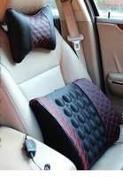 Electric massage Car Lumbar support / car seat back pillow
