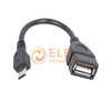 free shipping micro usb otg cable for android tablet gps mp3 phone