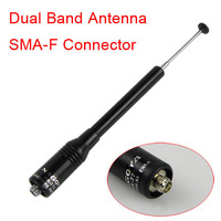 Nagoya NA-773 SMA-F Female Dual band Antenna for TK 3107 PUXING UV-5R PX-888K TG-UV2 walkie talkie NEW J0192A Alishow