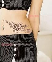 fake tattoo abstract Temporary tattoo Waterproof body tattoo stickers mix 12 designs 15pcs/lot
