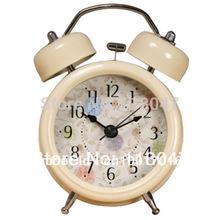 wholesale metal table clock