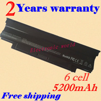 New  laptop battery 04YRJH 07XFJJ 312-0233 383CW 451-11510 J1KND for Dell Inspiron 13R 14R 15R 17R M501 N3010 N4010 N5010 N7010