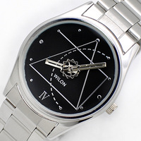 Factory Wholesale Wilon Lovers' watch with unique design of The Da Vinci s Secret Watch very good quality