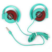 Sport Earloop Running Stereo Headphone Earphones for iPhone iPod Samsung HTC G Free shipping