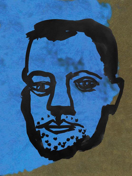 paul klee moderne zuhause abstrakten acryl-gemälde, beliebt Porträt abstrakten leinwand Ölgemälde wandbehang für - Paul-font-b-Klee-b-font-modern-home-abstract-acrylic-font-b-paintings-b-font-popular