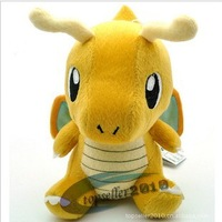 Children's plush toys Pocket Monster//Pokemon cut baby toy small fast Dragons
