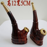 HOT SALE wholesale lots 1PCS   Rosewood cigarette holder cigarette filter  YD670044 cigarette accessory