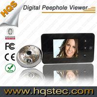 2.8'' Display Video Peephole Door Camera with High Resolution