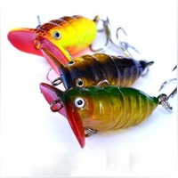 NEW ! Professional ! HOT! 5.5g/45mm Hard Lure/Hard Bait/Fishing Lure/Insects Lures,Fishing Tackles,Free Shipping 10pcs/lot