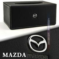 Free shipping Luxury Cortical Mazda M2/M3/M5/M6/M8/CX-5/CX-7 Car Tissue Box Christmas