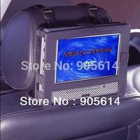 "Car Headrest Mount Case Bag for 7"" / 7.5"" Portable DVD Player Holder NEW"