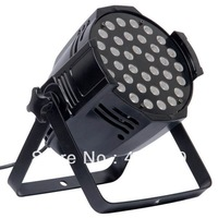 Free shipping 36x10W 4 in 1 Quad-color LED Par Can
