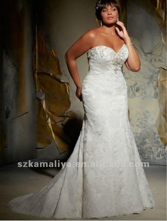 Designer Plus Size Wedding Dresses With Sleeves - Holiday Dresses