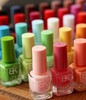 Rainbow color quick dry 42 chromophous nail polish oil chromophous scented