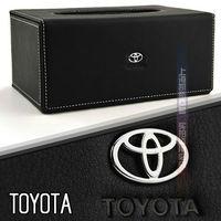 Free shipping Luxury Cortical Toyota Corolla/RAV4/Reiz/Crown/Camry/Highlander Car Tissue Box Christmas