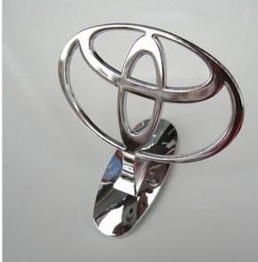 Автомобиль капот эмблема значки для Toyota перед капот металл Logo роскошь