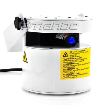 500mw fat beam blue moving head star laser light TD-GS-46 Christmas gift