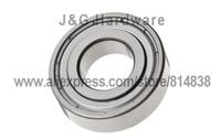 R4 ZZ Shielded bearing 1/4 x 5/8 x 0.196 inch Miniature Ball Bearings 100 pieces