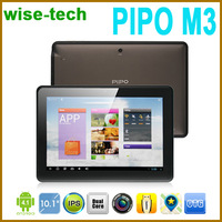 "2013 Pipo m3  10.1"" 10 points Capacitive RK3066 Android 4.1.1 OS 1GB 16GB 3g Dual Camera Bluetooth Tablet Pc/john"