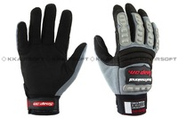 Snap Style Professional Mechanics Gloves GL-12-GY