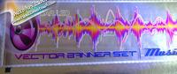Free Shipping!! 90*25cm Flashing Lightning Car Sound music Activated equalizer glow LED Flash light Kit Sticker subwoofer 12V