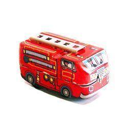 Mini tin toys tf261 - small fire truck