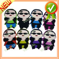 Cool 3D PSY Gangnam Style Silicone Case Cover Skin for iPhone 4 4S, Free Shipping, Mini Order 1 pcs
