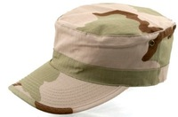 Military 3-Color Desert Patrol Cap SC CP-01-SC