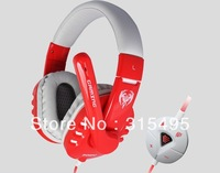 High Quality Genuine Somic G927 7.1 Surround Gaming Headset Stereo Headphone Powerful Bass Earphone with Mic, Free Shipping!