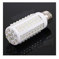 Ultra bright LED bulb 7W E27 220V Cold White light LED lamp with 108 led 360 degree Spot light  16194