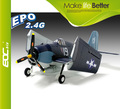 F6F Hellcat Electric Brushless Airplane RC RTF Plane(China (Mainland))