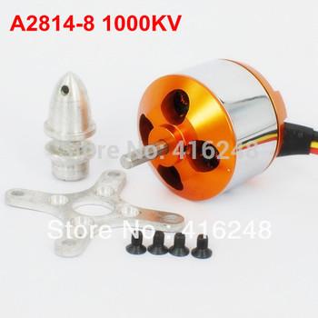 Mystery A2814-8 1000KV Brushless Outrunner motor for 1000g-1900g 3D Flight RC Aircraft