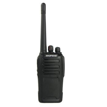 2pcs New Walkie Talkie VHF+UHF Dual band 5W 128CH Baofeng BF-UV6 DTMF VOX FM Two-Way Radio Interphone Transceiver A1001A Alishow