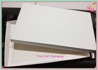 2PC White Party Invitation Boxes (JCO-00Z5)