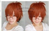 Nurarihyon no Mago Nura Rikuo Short hair Party Wig Full Copsly Costume Wigs