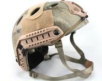 Tactical Base Jump FAST Airsoft Helmet (A-Tacs)