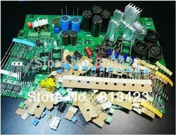 TDA1541 Decoder OP/S8MA CS8412+SAA7220+TDA1541+OP LPF DAC DIY kit
