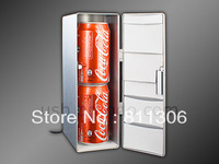 free shipping New  USB heater cooler Fridge Cooler Gadget ,USB Cool & Warm Freezer Refrigerator